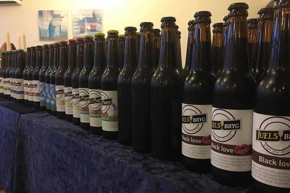 Øl fra Juels Bryg